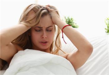 女性更年期如何护理失眠